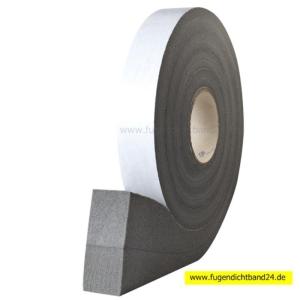 HSF Fugendichtband 600 24-42mm 2,6m Rolle grau diverse Breiten (Breite Fugendichtband bitte wählen:: 35mm)