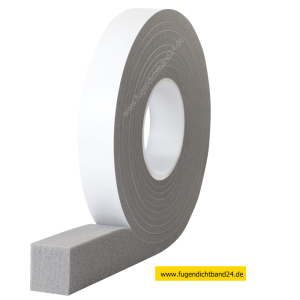 HSF Fugenband 300 2-6mm 12m Rolle verschiedene Breiten grau (Breite : 12mm)