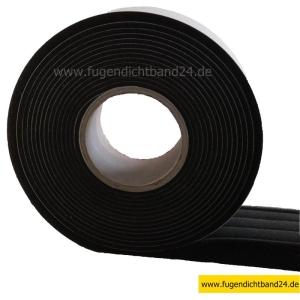 HSF Multiband 4-15mm schwarz 7m Rolle verschiedene Breiten 1050 Pa (Breite: 30 mm)