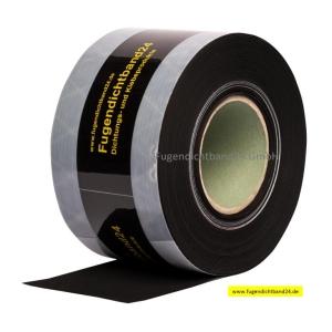 HSF SeBaFol a - 0,6mm x 80mm x 20m - Selbstklebende-Bauwerksabdichtungs-Folie außen