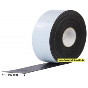 HSF SeBaFol a - 0,6mm x 100mm x 20m - selbstklebende-Bauwerksabdichtungs-Folie außen