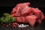 Feinkost Rindergulasch von der Färse (Gewicht: 500g Feinkost Rindergulasch)
