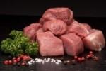 Gulasch vom Schwein- Schwäbisch-Hällisches (Gewicht: 500g)