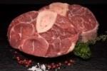 Feinkost Rinder Beinscheibe von der Färse (Gewicht: 500g Feinkost Rinderbeinscheiben)