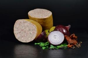 Feinkost Bauernleberwurst - herzhaft gwürzt (Gewicht: 250g Bauernleberwurst)