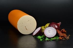 Sulzbacher Gelbwurst - Gold prämiert (Gewicht: 180 g Gelbwürstchen)