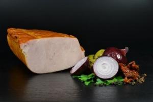 Feinkost Kasseler gegrillt und mild geräuchert - hausgemacht (Gewicht: 250g  geschnitten)