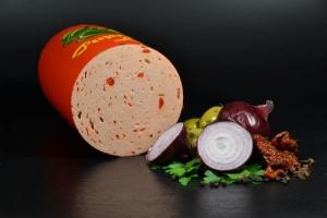 Feinkost Paprika Lyoner - aufgschnitten (Gewicht: 250 g)