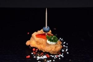 Schnitzelchen-Fingerfood (Anzahl Schnitzelchen-Fingerfood: 15 Stück Schnitzelchen-Fingerfood-)
