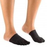 Knitido Dr,Foot Hallux-Valgus-Zehlinge schwarz (Größe: 35-40)
