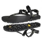 Luna Sandals Oso Flaco2.0 - Huarache Barfuss-Sandale für das anspruchsvolle Gelände (Größe: Größe M6/W8)