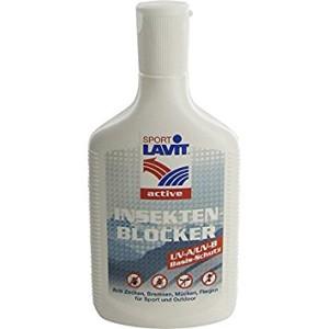 Sport Lavit Insekten Creme Blocker gegen Zecken - Mücken 200ml (Größe: 200 ml Flasche)