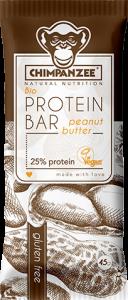 CHIMPANZEE - Bio Proteinriegel Vegan 45g -peanut butter