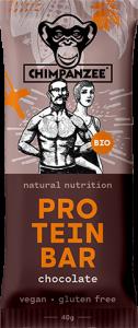 CHIMPANZEE - Bio Proteinriegel Vegan 45g - chocolate