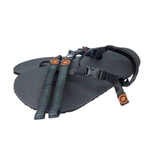 aborigen Sandals Huarache  Pangea 2.0  - Sandale für das mittlere Gelände (Größe: EU 46 / 30 cm - 30,5 cm)