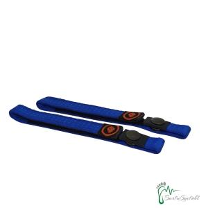 Aborigen Strap Plus-Fersenband- blau (Größe: S Größe 36,37,38)