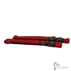 Aborigen Strap Plus-Fersenband- rot (Größe: S Größe 36,37,38)