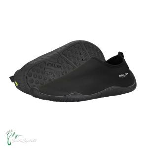 Ballop Hybrid basic black Schwimmschuhe / Wassersport Barfußschuhe (Größe: 43-44)