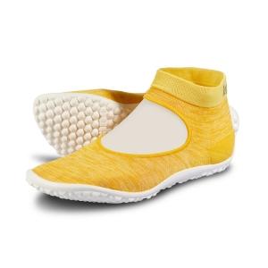 leguano ballerina Barfußschuhe gelb (Größe: XS 36-37)
