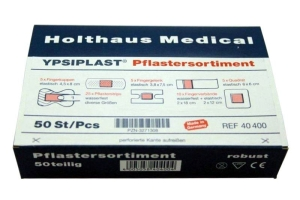 YPSIPLAST® Pflastersortiment robust 50 teilig
