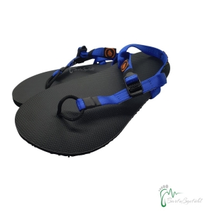 Aborigen Sandals Huarache  Pangea V3  - blau (Größe: EU 46 / 30 cm - 30,5 cm)