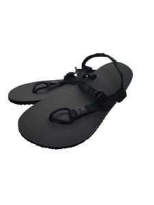 Aborigen Sandals Huarache  Pangea V3  - schwarz (Größe: EU 36 / 23,3 cm - 23,9 cm)