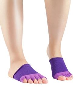 Knitido Dr,Foot Hallux-Valgus- lila (Größe: 35-40)