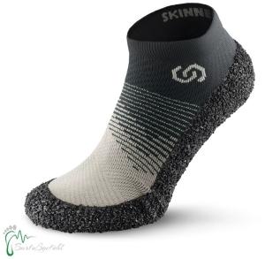 Skinners 2.0 - Ivory - Barfussschuhe - Socken mit Sohlen und Zehenschutz (Größe: XS EU/FR 36-37)