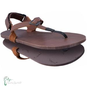 Shamma Sandals - Super Browns -  Huarache Sandalen (Größe: 10 (26,5-27,3 cm))