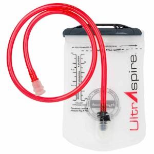 UltrAspire Trinkblase - 1 Liter - komplett zu öffnen und umstülpbar