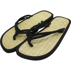 Zimtlatschen-Zimt Flip Flops-Siam  Zweiband schwarz (Farbe: 41-42 - 27 cm)
