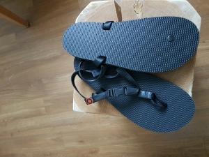 aborigen Sandals - Huarache Desert - sehr leicht (Größe: EU 36 / 23,3 cm - 23,9 cm)