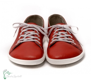 be lenka-Sommer Sneaker Prime rot/weiß (Größe: EU/38  24,1 cm lang 9,5 cm breit)
