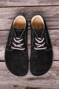 le lenka-barfußschuhe-Elegance-schwarz-Barfußschuhe (Größe: EU/37  24  lang cm  9,3 cm breit)