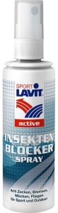 Sport Lavit Insekten Blocker Spray Anti Zecken, Mücken (Größe: 100 ml Spray)