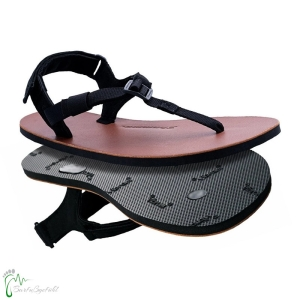 Shamma Sandals Chargers - Huarache Sandalen mit Lederfußbett (Größe: 12 (28,2 - 29,0 cm))