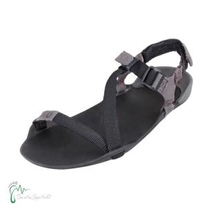 XeroShoes Z-Trek Coal -Herren- Huarache Sandalen (Größe: 10 (27,0-27,8 cm))