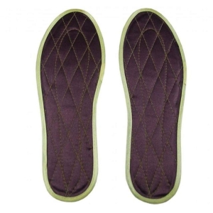Zimteinlegesohle - Baumwolle / Seide mit Zimtfüllung (Größe: 37)
