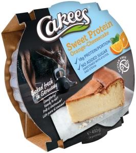 Fitness-Protein-Kuchen