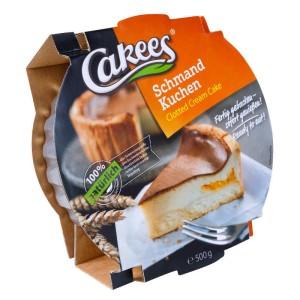 Cakees - Schmandkuchen mit Mandarinen - 500g