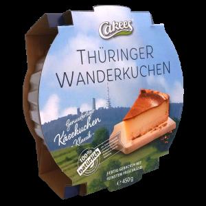 Thüringer Wanderkuchen  - 450g - aromaverpackt