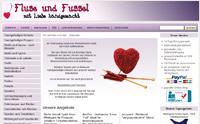 Fluse und Fussel - Mit Liebe handgemacht.
