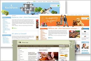 Kaufengel Onlineshops im neuen Antlitz