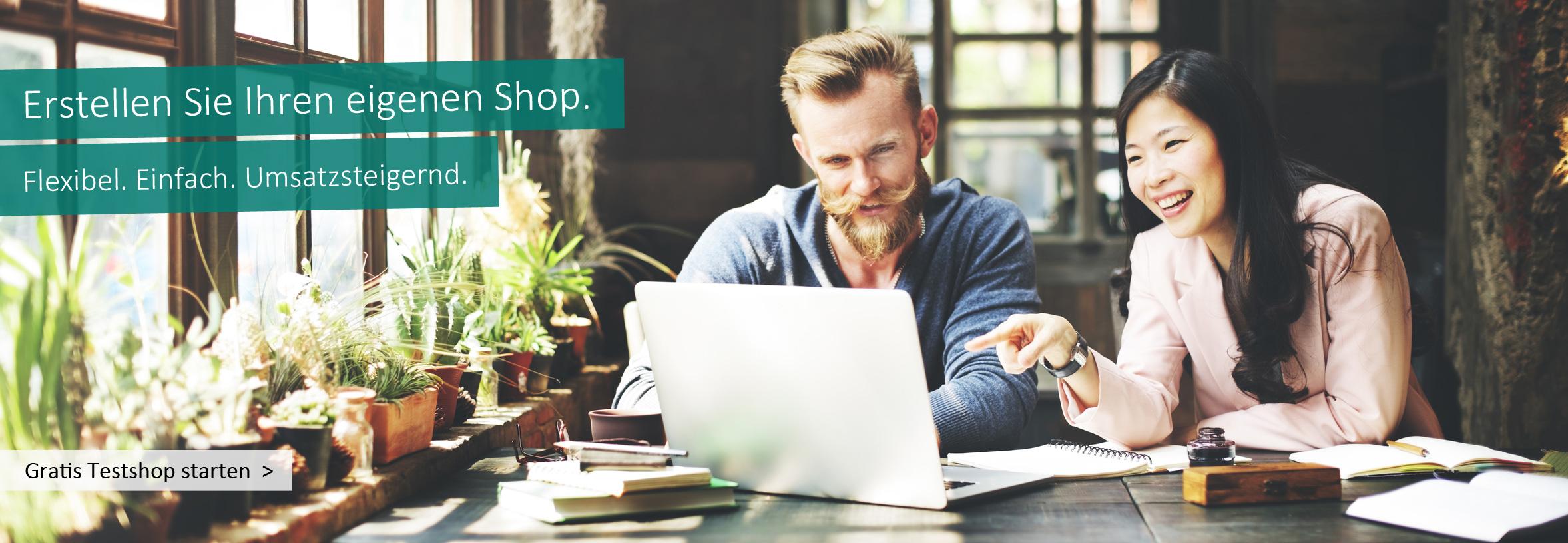 gratis online shopsystem